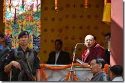 111019 Gangtok Ngor Gompa Anniversary 072