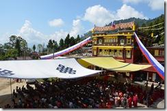 111019 Gangtok Ngor Gompa Anniversary 133