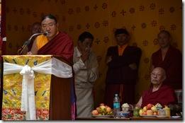111019 Gangtok Ngor Gompa Anniversary 206