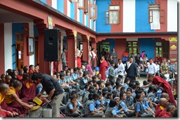 111019 Gangtok Ngor Gompa Anniversary 217