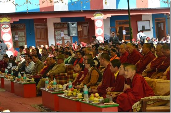 111019 Gangtok Ngor Gompa Anniversary 226