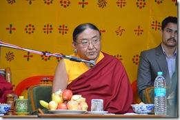 111019 Gangtok Ngor Gompa Anniversary 242