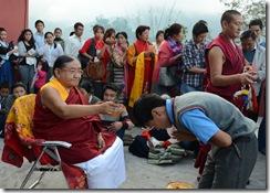 111019 Gangtok Ngor Gompa Anniversary 289