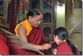 111020 Cakrasambhava Initiation by HH Sakya Trizin 062