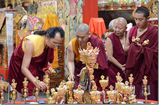 120827 Sakya Kilaya Puja Day 1 038