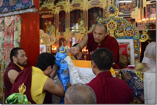 120901 Sakya Kilaya Puja and Karmapa 106b