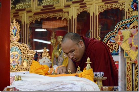 120901 Sakya Kilaya Puja and Karmapa 110