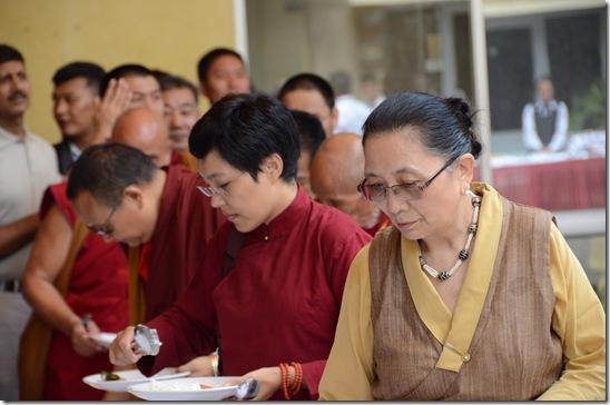 120901 Sakya Kilaya Puja and Karmapa 114