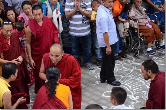 120901 Sakya Kilaya Puja and Karmapa 123