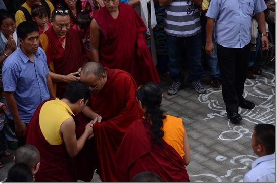 120901 Sakya Kilaya Puja and Karmapa 124