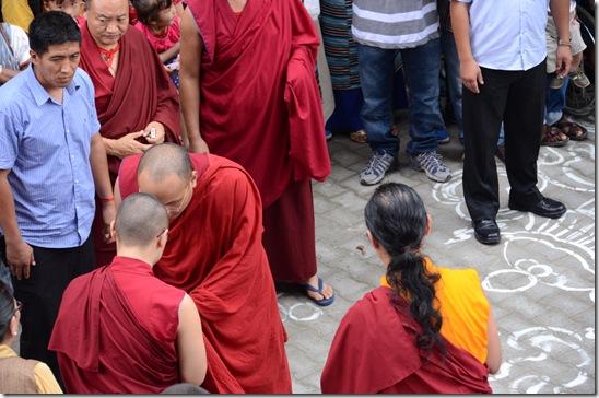 120901 Sakya Kilaya Puja and Karmapa 125