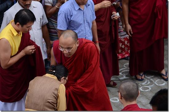 120901 Sakya Kilaya Puja and Karmapa 127